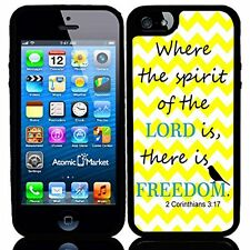 Religious 2 Corinthains Yellow Chevron For Iphone 6 Case Cover