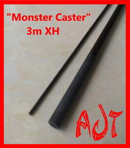 "Rutenbau Rodbuilding Blank ""Monster Caster XH"" 3m -250g Wels Popper GT Bigbait"