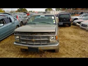 Hood I-beam Front Axle Only Fits 88-02 CHEVROLET 3500 PICKUP 464093
