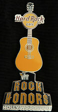 Hard Rock Pin HOLLYWOOD ROCK HONORS GUITAR LE 300 Guild Model F50R ACOUSTIC cafe