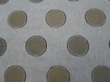 Villa Nova Curtain Fabric~ 'Arles' Stucco~Provence Collection~Sold by the Metre