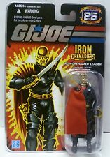 2007 Hasbro GI Joe A Real American Hero Destro Iron Grenadier Figure MOC FOIL
