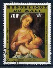 MALI - 1981 yv 435 aérien, tableau Corrège, oblitéré
