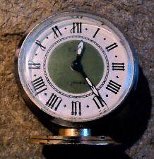 Vintage Old Soviet USSR Alarm Clock Slava.