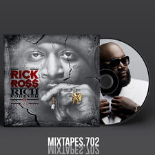 Rick Ross - Rich Forever Mixtape (Full Artwork CD Art/Front/Back Cover)