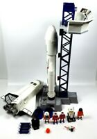 PlayMobil City Action Space Mission Geo 6196 & 6195 (Incomplete Sets)