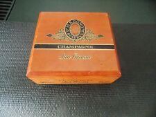 Perdomo Reserve Champange Sun Grown Cigar Box Wooden Nicaragua See Pics L@@K