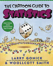 NEW The Cartoon Guide to Statistics by Larry Gonick