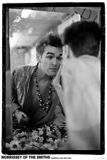 """SMITHS / THE SMITHS POSTER """"MORRISSEY NORWICH 1984"""""""
