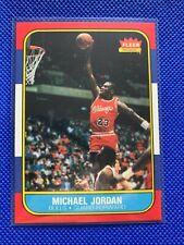 REPRINT Michael Jordan 1986 Fleer Basketball Rookie RP REPRINT Chicago Bulls