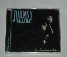 CD/JOHNNY HALLYDAY/LE MEILLEUR DES ANNEES VOGUE/82876820722/SEALED NEU NEW