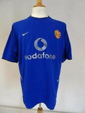 Camisetas de fútbol de clubes ingleses azul Nike