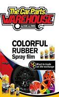 "Anthracite Grey Rubber Aerosol Paint Wrap "" plastic dip "" (Spray on, Peel Off)"