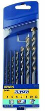 IRWIN 10501940 Drill Bit Set for Cordless Machines Set of 7