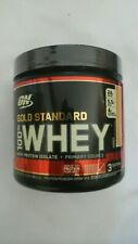 ON Optimum Nutrition Gold Standard 100% Whey Protein Isolate 3.33 Oz 3 Serv Mang