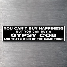 Buy a Gypsy Cob sticker Premium quality 7 yr water/fade proof vinyl pony horse