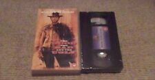 THE GOOD, THE BAD AND THE UGLY Remastered UK PAL VHS VIDEO 2000 Spaghetti SEALED