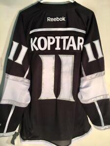 Reebok Premier NHL Jersey Los Angeles Kings Anze Kopitar Black sz M
