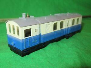 Jouef Ex Egger Bahn HOe 009 V13 Articulated Steam Railcar good boxed