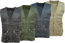 Unbranded Polyester Vests for Men