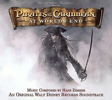 Pirates Of The Caribbean: At World's End, , Good Soundtrack