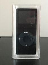 Rare Collectible Apple iPod Nano 8GB Black 2nd Generation 2006 Model A1199
