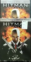 Hitman (DVD, 2008, 2-Disc Set, Unrated Special Edition, Widescreen) w/ Slipcover