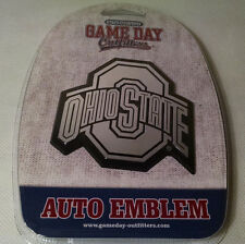 Ohio State Buckeyes Chrome Auto Decal by Game Day Outfitters NCAA