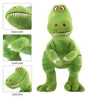 Soft Plush Toys Kawaii T-Rex Green Tyrannosaurus Dinosaur Animal Stuffed Gifts