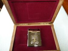 ZIPPO D-DAY NORMANDY 50 YEARS 1944-1994 SILVER LIMITED EDITION OF 1000
