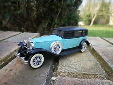 SOLIDO Age d'or 156 DUESENBERG J limousine 1ere version état neuf sans boite.