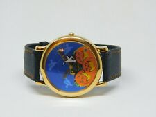 Innovative Time Corp. Halloween Genuine Leather Quartz Analog Ladies Watch