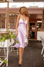 💜💜 Brand New Lilac Midi Dress By Dissh Size 8 💜💜  With Tags