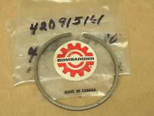 NOS Vintage Ski Doo Bombardier 1966 Olympique Olympic 1st Over Piston Ring