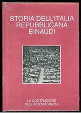 STORIA DELL'ITALIA REPUBBLICANA VOL. 2 MONDOLIBRI 1999 STORIA