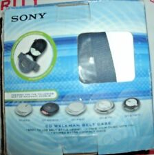 SONY CD Walkman Belt Case Altrac Stores CD Player + Extra Disks SOLD OUT!