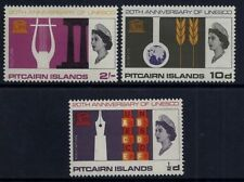 Mint Hinged Colony Decimal Pacific Stamps