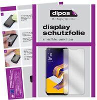 2x Asus Zenfone 5 ZE620KL Film de protection d'écran protecteur clair dipos