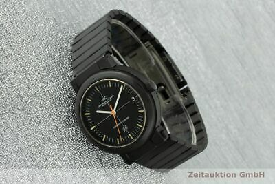 IWC Schaffhausen Porsche Design Kompass Automatik Datum Aluminium Herrenuhr