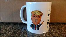 Donald Trump 2016 President - Make America Great Again - 11oz ceramic coffee mug