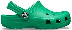 Crocs Kids Classic Cayman Croslite Boys Girls Summer Slip On Sandals Clogs