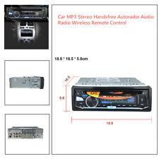 Mono channel MP3 Player BT Music Handsfree Car Stereo Audio FM BT3252 MP3 Player