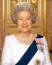 Queen Elizabeth II 8x10 Photo 002