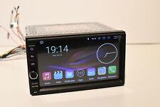 "Universal 7"" Android 8.0 Car Radio Stereo DAB GPS Sat Nav Double DIN Headunit"