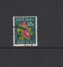 SOUTH AFRICA Protea definitive 12 1/2c USED