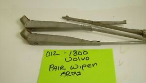 Volvo1800 original wiper arms and rubber tube from 1968 car