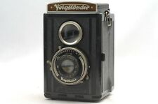 @ Ship in 24 Hours! @ Discount! @ Voigtlander Brillant Medium Format TLR Camera