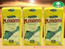 Playadito Yerba Mate - with Stems - 3 Kilos - FREE Shipping!