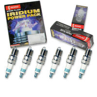 6 pc Denso Iridium Power Spark Plugs for Ford Mustang 4.0L V6 2005-2010 Tune kz