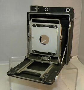 """Graflex """"45"""" Pacemaker 4x5 Crown Graphic Special Camera"""